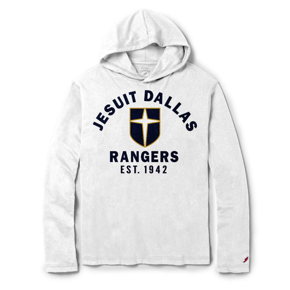 All American hooded pullover t-shirt