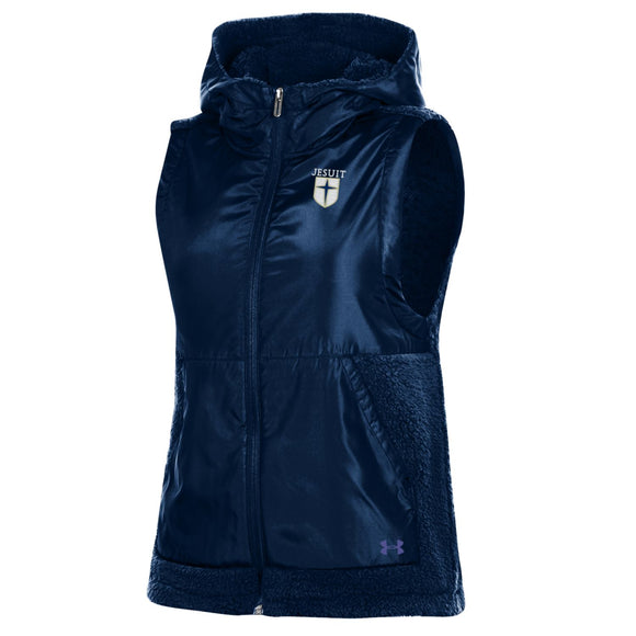 Women's UA Fleece Vest (2 colors)