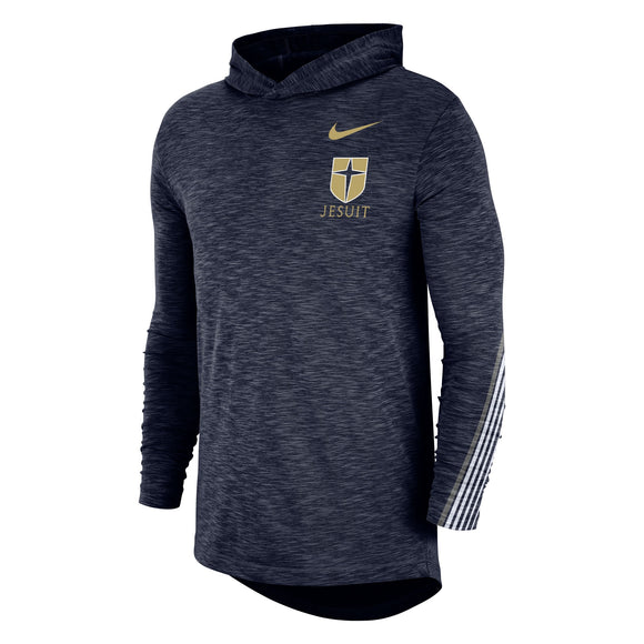 Nike Cotton Dri-Fit Hooded Tee