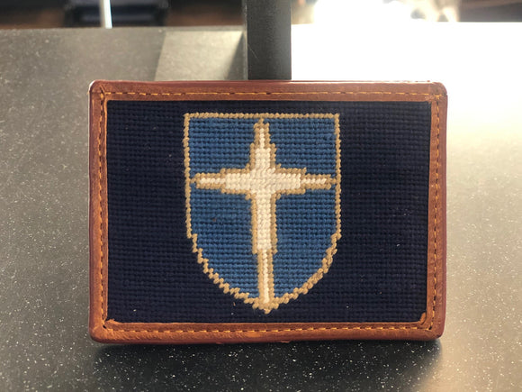 Jesuit Smathers and Branson Card Wallet