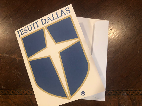 Jesuit Dallas Note Cards w/envelopes