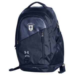 Navy UA Hustle Backpack