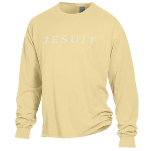 Spring time LS Jesuit Tee (2 colors)
