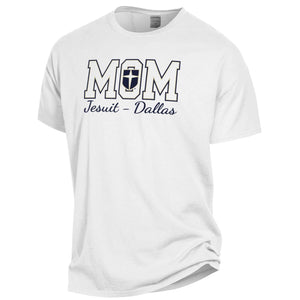 Jesuit MOM short sleeve tee