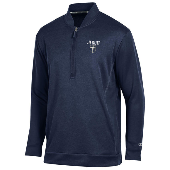 Cool Down Coaches Collar Quarter Zip