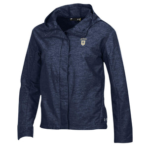 UA women's lightweight twill jacket