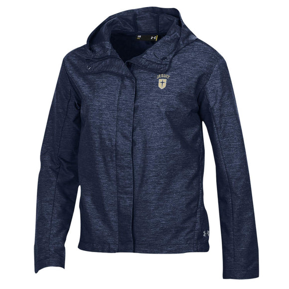 UA lightweight twill jacket