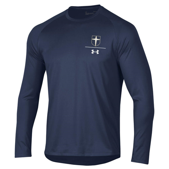 UA Men's Long Sleeve Tech tee