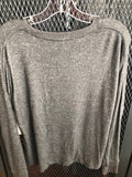 Women's Cuddle Soft Charcoal Sweater