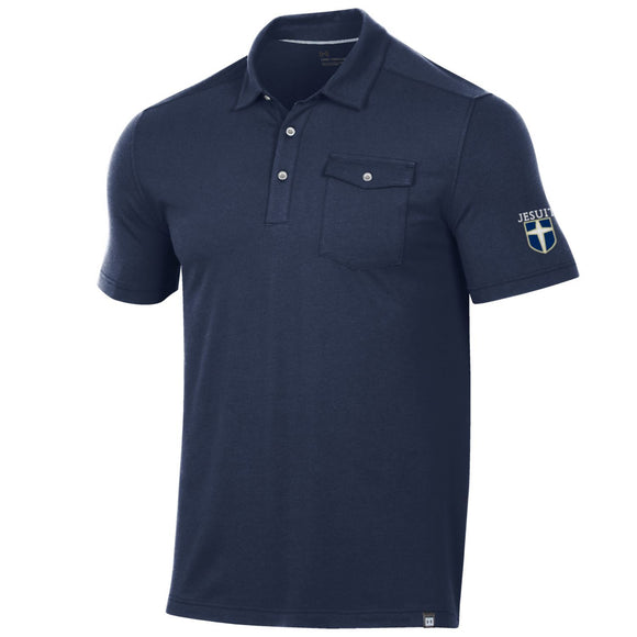 UA Charged Cotton Pocket Polo (2 colors)