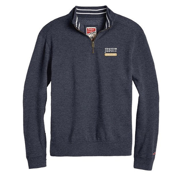 Triblend Collegiate 1/4 Zip