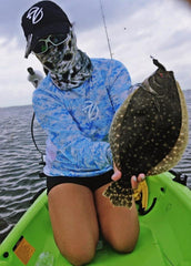 Women's Fishing Mask