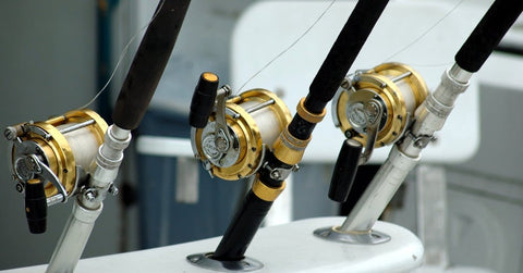 fishing rods for July fishing tournaments