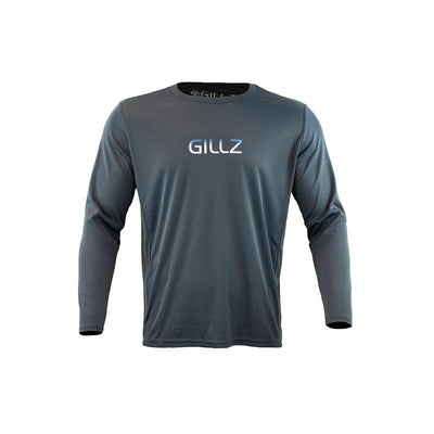 Gillz Men's Long Sleeve UV Contender Series - Dress Blue