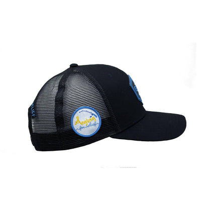 Gillz x Angling for Relief Patch Snapback Hat