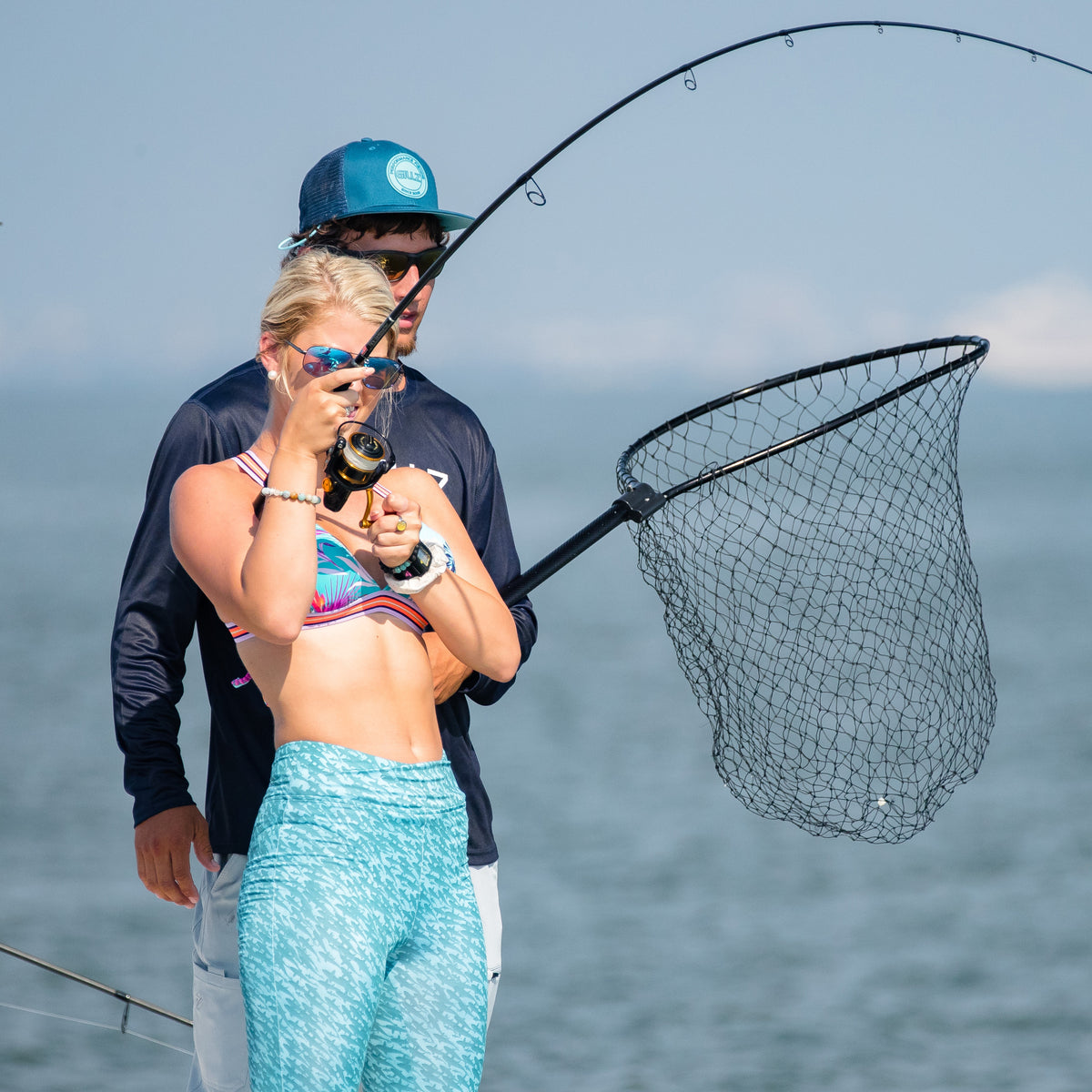 Women's Here Fishy Fishy Legging