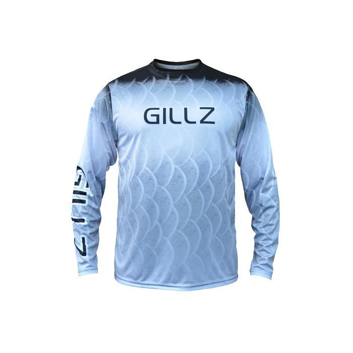 Extreme Scales - Grey LS Shirt - Gillz