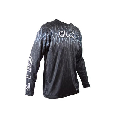 Extreme Scales - Black LS Shirt - Gillz