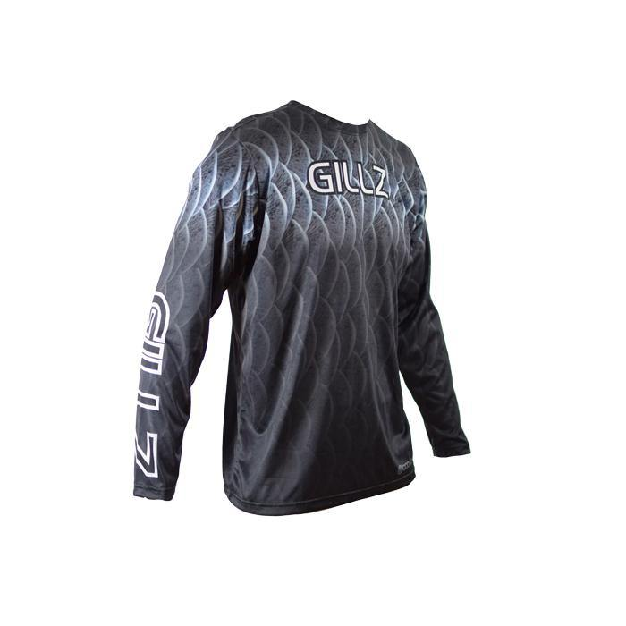 Extreme Scales - Black LS Shirt