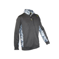 Stormy Quarter Zip Fleece