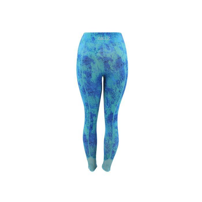 Capri Leggings Grunge Scales - Gillz