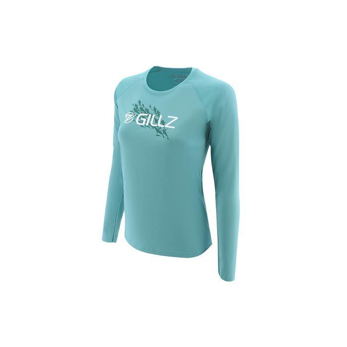 Here Fishy Fishy Long Sleeve Shirt - Gillz