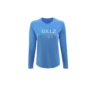 Turtle Tribe Long Sleeve Fishing Shirt - Gillz