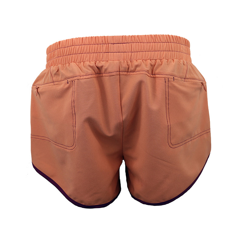 Gillz Women's Dolphin Short Papaya Punch