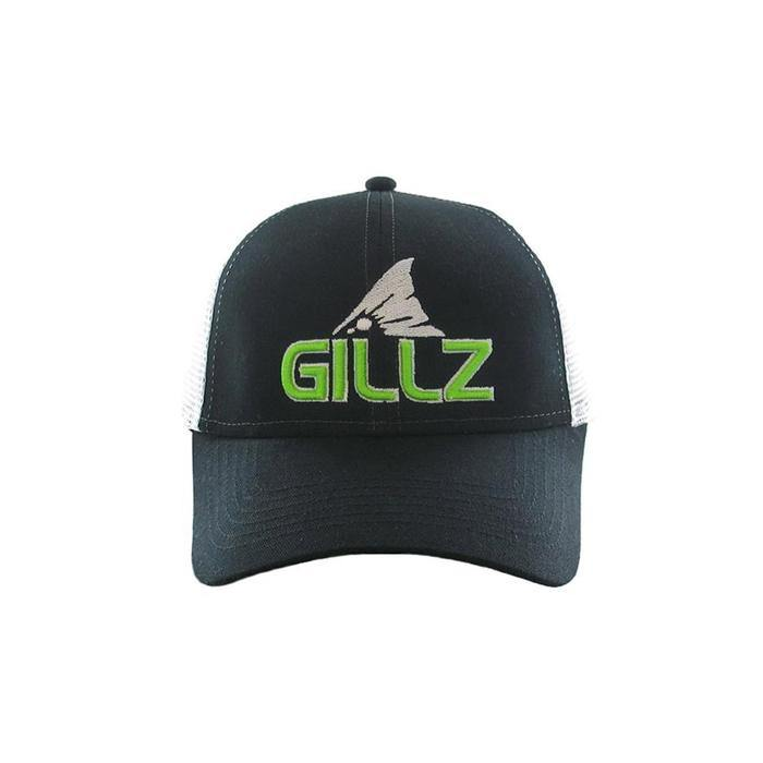 Gillz Hat - Two-Tone Mesh Back Redfish Tail - Gillz