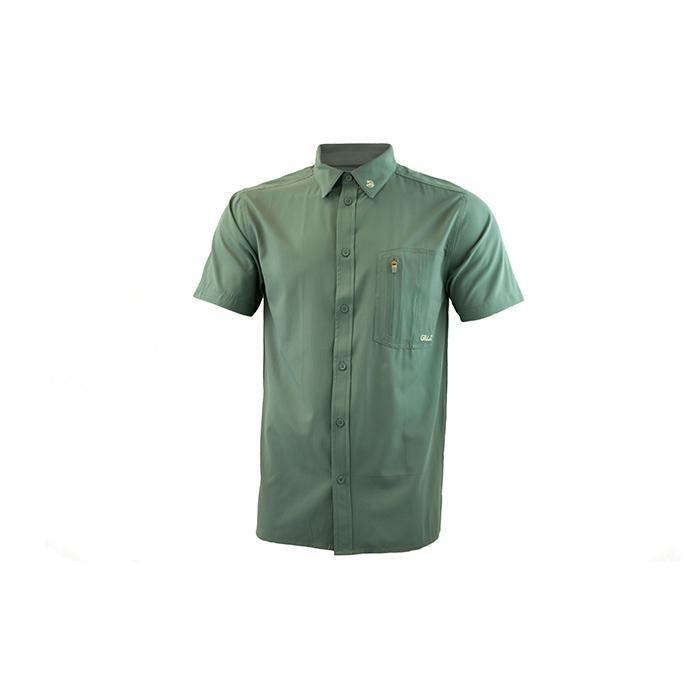 Deep Sea Short Sleeve Woven Shirts