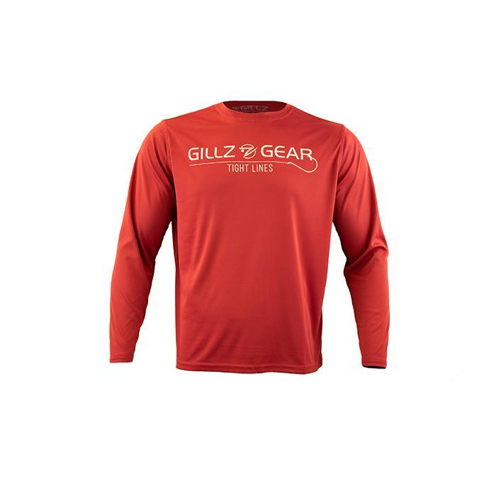 "Gillz Men's LS UV ""Tight Lines"" - Gillz"