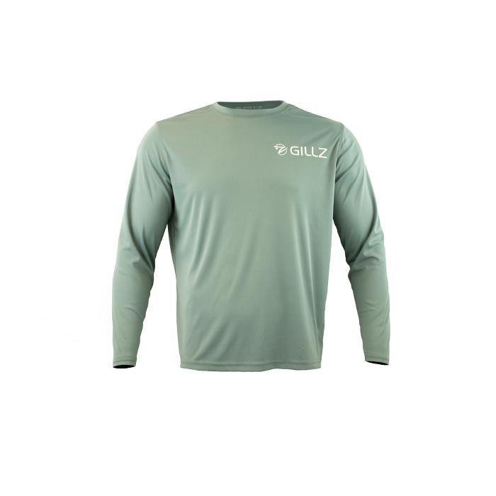 "Gillz Men's LS UV ""True Florida Palms"" - Gillz"