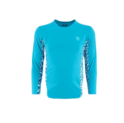 "Gillz Men's Long Sleeve UV ""Waterman"""