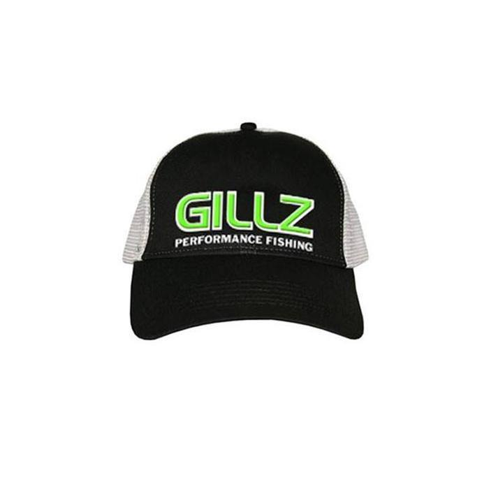 Gillz Hat - Two-Tone Mesh Back Neon Center - Gillz