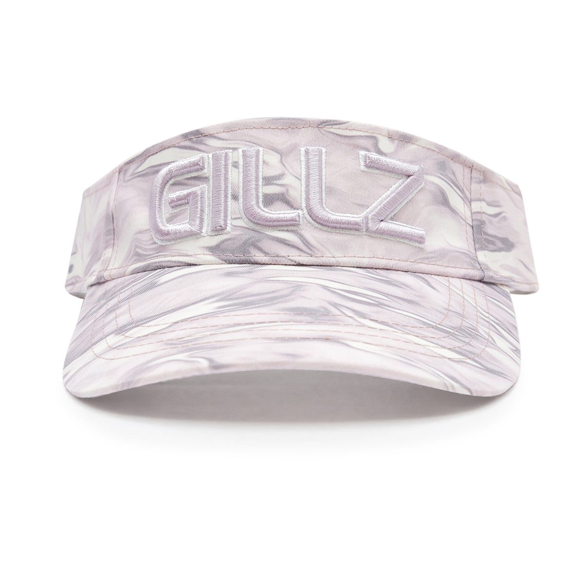 Women's Visors -Water Print
