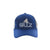 Two-Tone Mesh Back Cap - Royal with light blue GILLZ logo white Redfish tail center