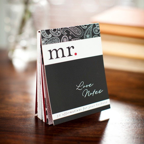 Mr Love Notes DaySpring Cards