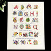Alphabet | Calligraphy by Holly Monroe
