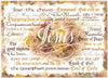 Holly Monroe Calligraphy Jesus Print