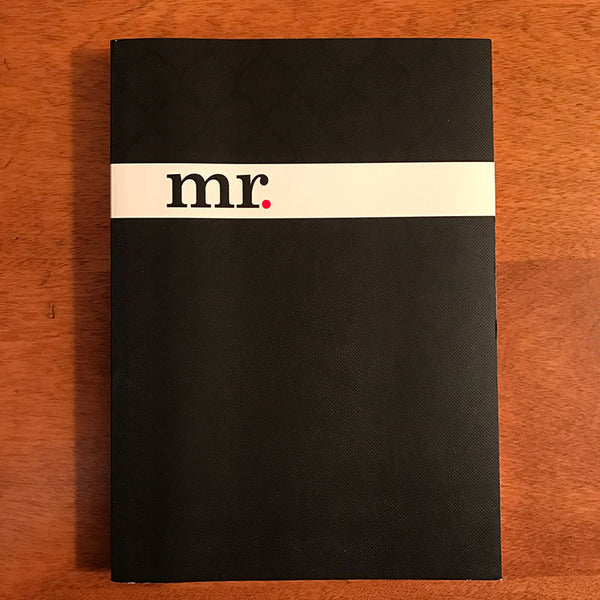 Mr Christian Journal notebook Dayspring