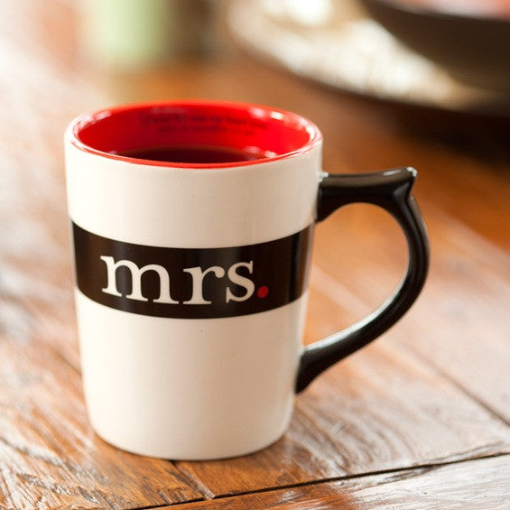 Mrs Mug holds  Song of Solomon 3 inside rim DaySpring