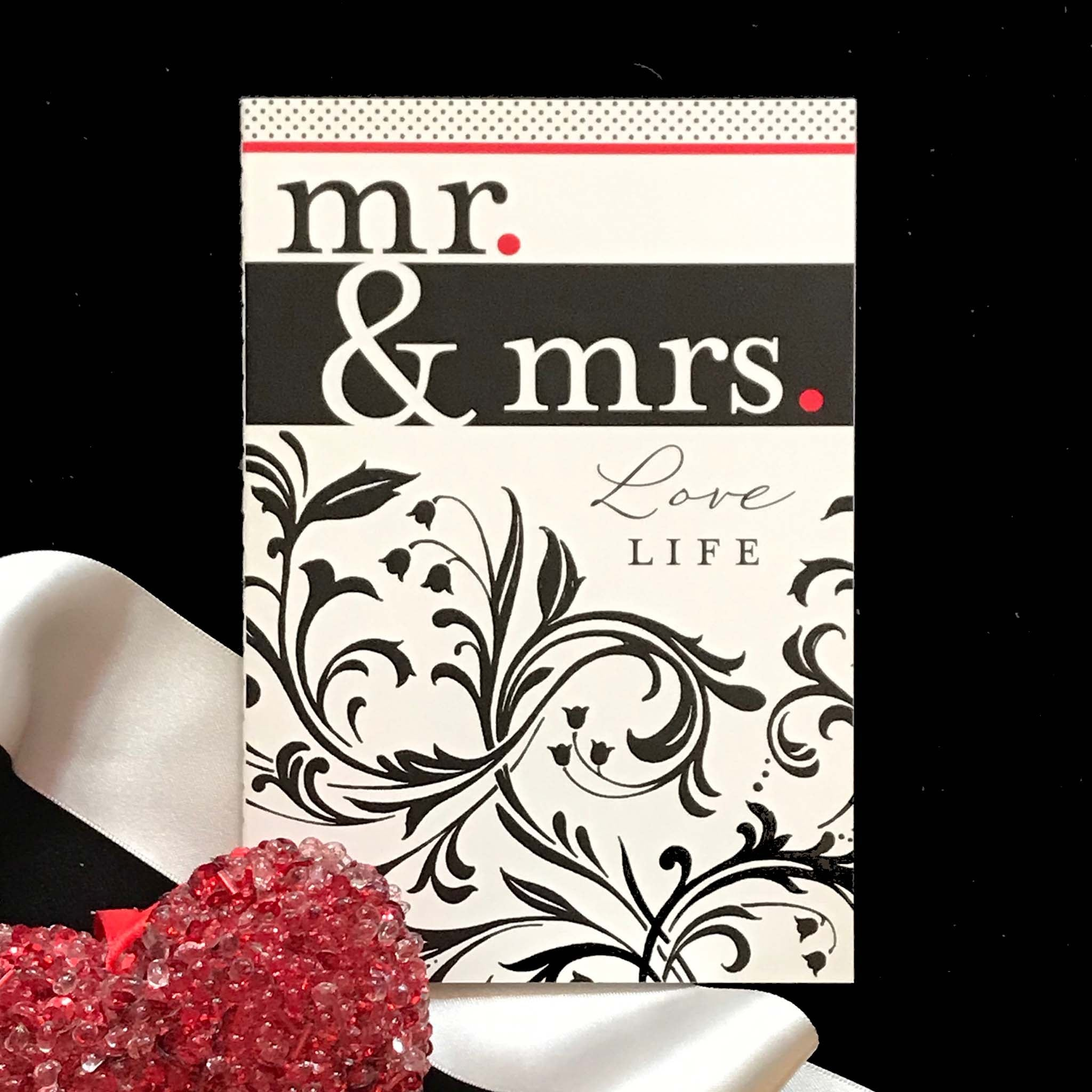 Mr & Mrs Love Life Booklet