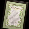 Fine Art Calligraphy Print As You Become One by Holly Monroe Calligraphy
