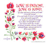 Love Is Patient 1 Corinthians 13