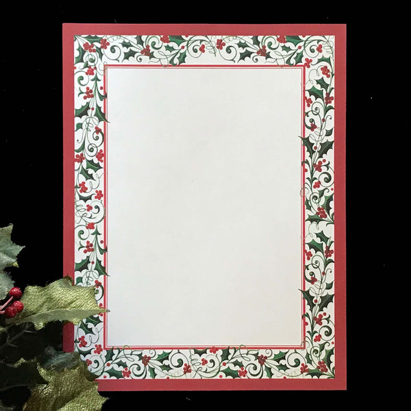 Holly Twist Laser Stationary Holly Monroe Calligraphy