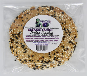 Protein Packed Sesame Tahini Cookie 6-pack