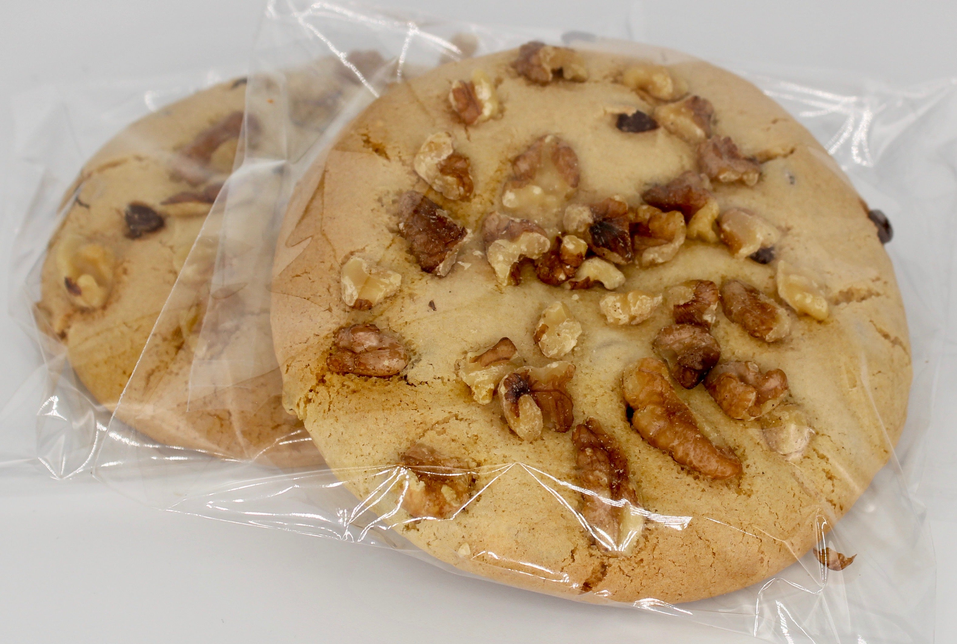Large Chocolate Chip Walnut Cookie-VARIOUS SIZE PACKS- (Vegan, Gluten Free)