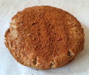 Paleo Snickerdoodle Cookie VARIOUS PACK SIZES (Gluten Free, Vegan, Paleo, Grain Free,  Refined Sugar Free)