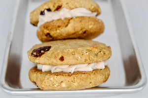 Oatmeal Raisin Creamie-VARIOUS PACK OPTIONS-(Vegan, Gluten Free)