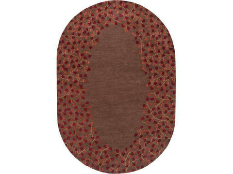 [Shape] Oval Rugs